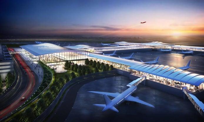 kansas city, international airport, voters